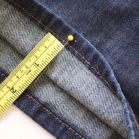 Como Fazer Barra de Calça Jeans na Máquina de Forma Simples e Rápida