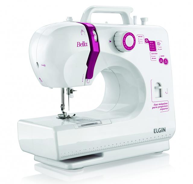 Máquina de costura Elgin Bella BL-1200