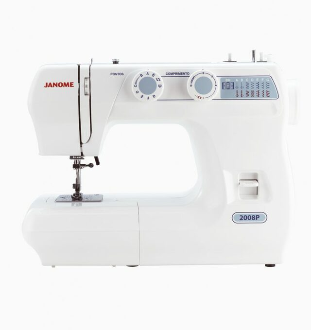 Máquina de costura Janome 2008P