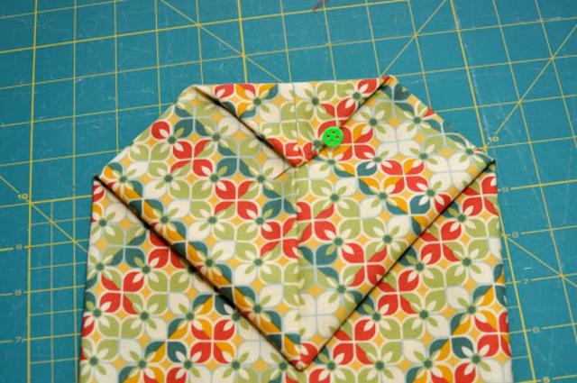Como costurar suporte de tablet