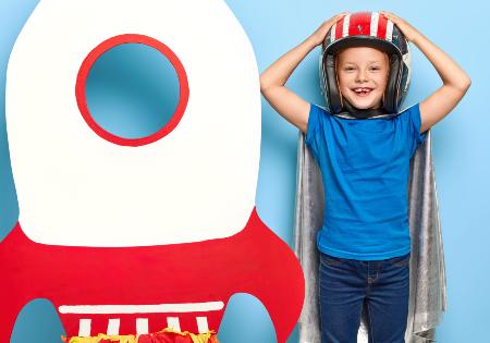 7 Ideias de Fantasias Infantis Super Fáceis de Costurar
